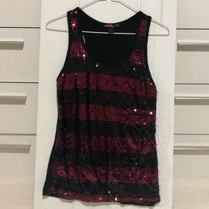 Tops - Sparkly Tank Top
